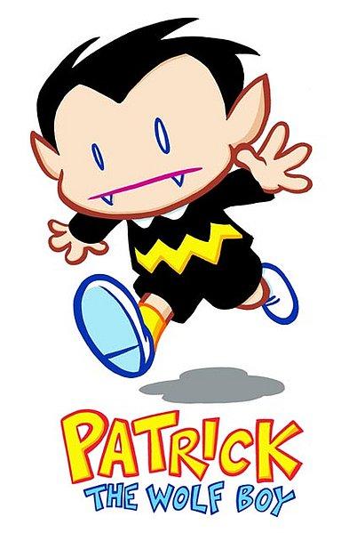 Patrick the Wolf Boy Comics
