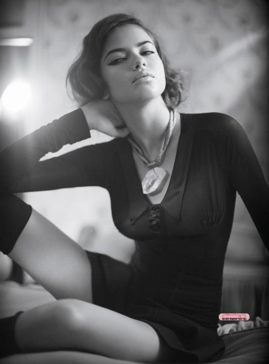 Adriana Lima - Editorials/Photoshoots