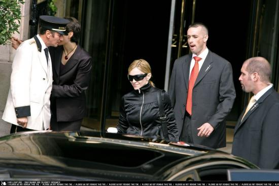 Madonna Moves Moscow