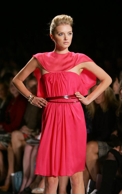 NY Fashion Week: Carolina Herrera