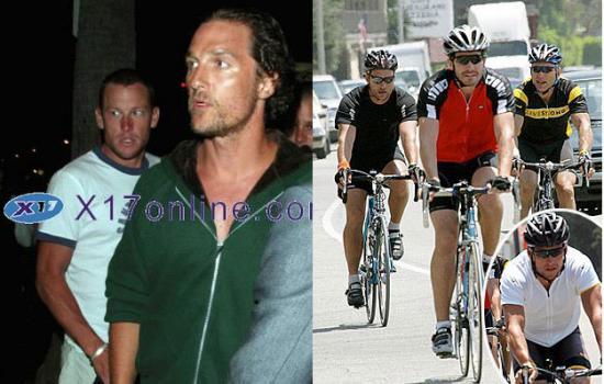 Matt, Lance and Jake Oh My