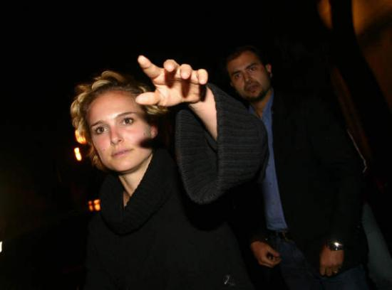 Natalie Portman Attacks like Sienna and Kate