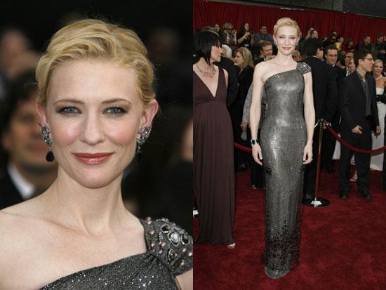 Oscars Red Carpet: Cate Blanchett