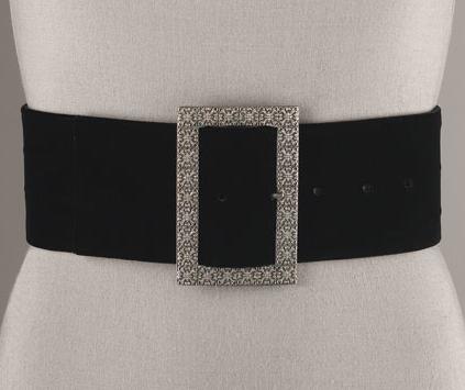 Luxurious Velvet Belts