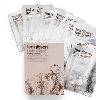 Ted Gibson's Amazing Hair Sheets