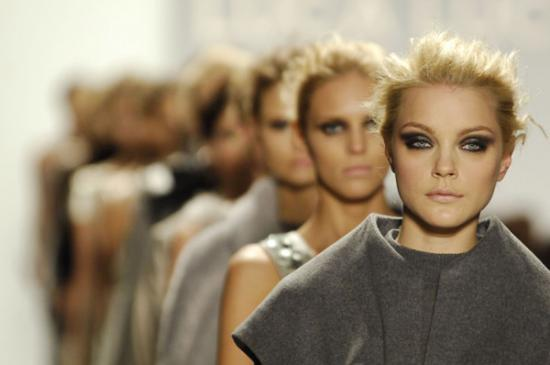 New York Fashion Week, Fall 2007: Luca Luca Beauty