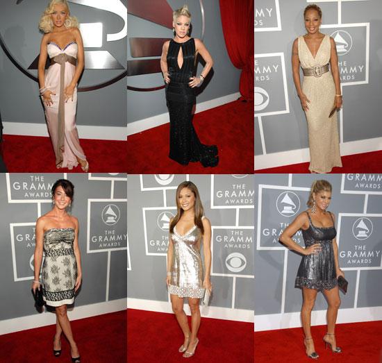 FabSugar Grammys Round Up!