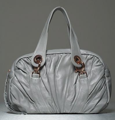 Trend Alert: Gray Bags