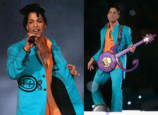 Prince Rocks the Super Bowl