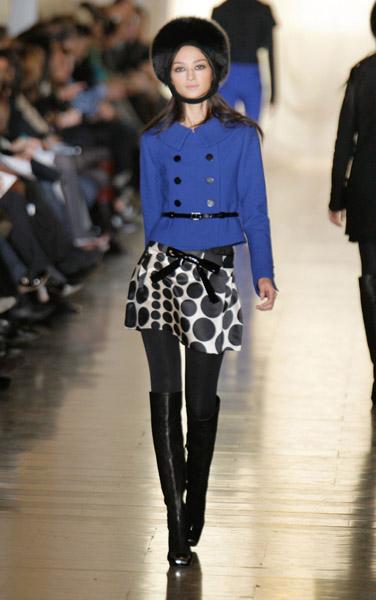 New York Fashion Week, Fall 2007: Jill Stuart