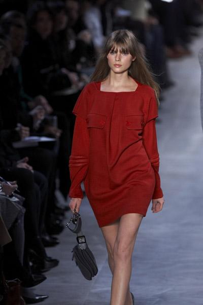 Paris Fashion Week, Fall 2007: Stella McCartney
