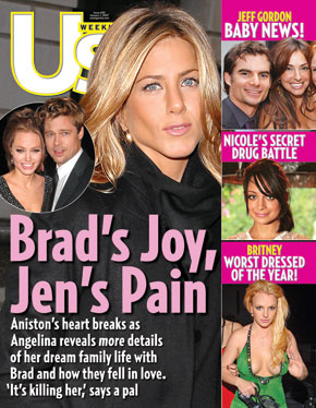 Friends Worried About Jen