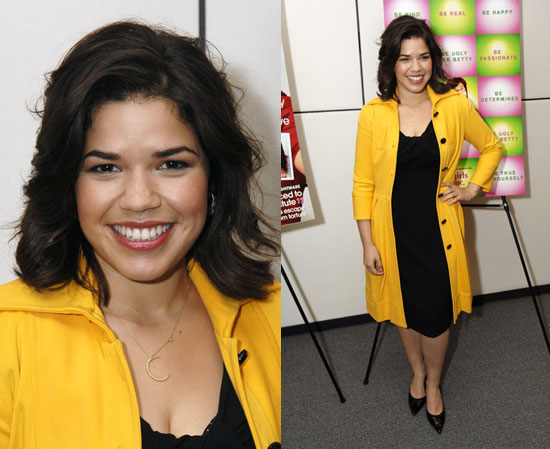 Ugly Betty is Looking Good