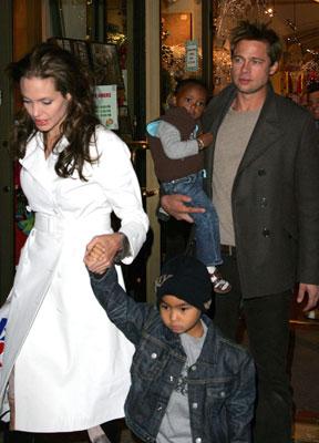 Brad and Angelina Adopting Again?!