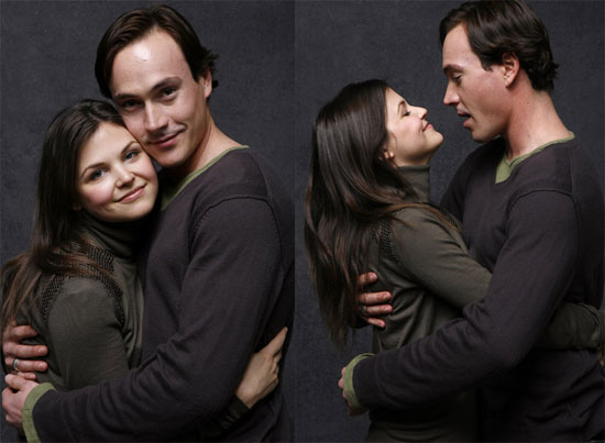 Ginnifer and Chris Should Take Grand Jury Prize For Cuteness
