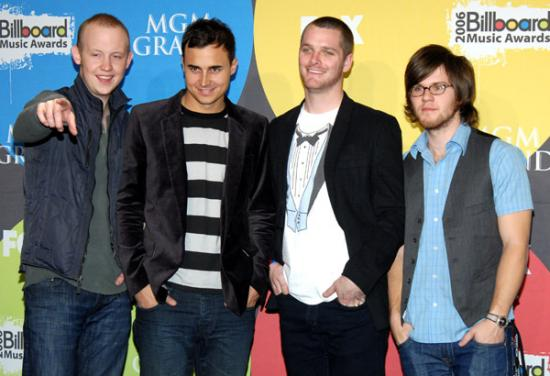 The Fray Show us How to Save a Life