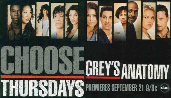 Fall TV Preview: Grey's Anatomy