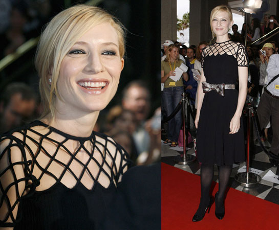 Cate Shines for Babel