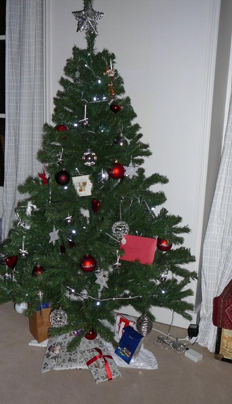 Mme Hart Christmas Tree