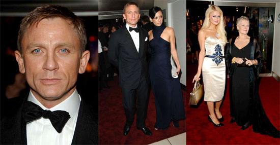 Casino Royale Brings Out the Royal Family