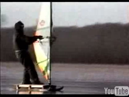Ice-Ice Surfing