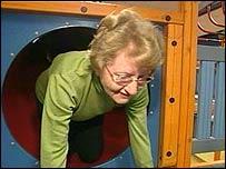 Playground for the Elderly
