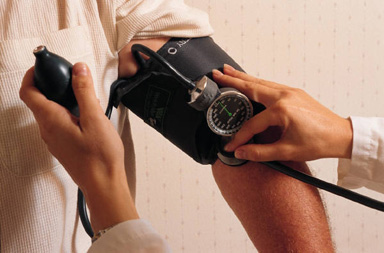 High Blood Pressure:  What Does it Mean?
