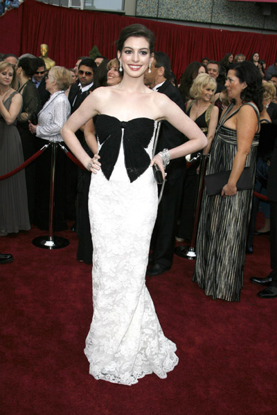Oscars Red Carpet Trend: Strapless Gowns