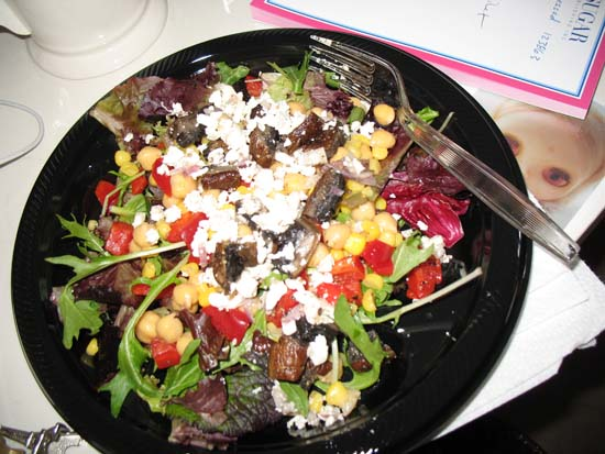 Savory Sights: Decadent Salad