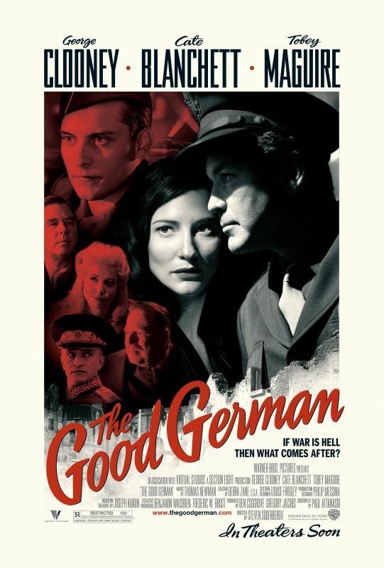 The Good German: A Paler Shade of Noir