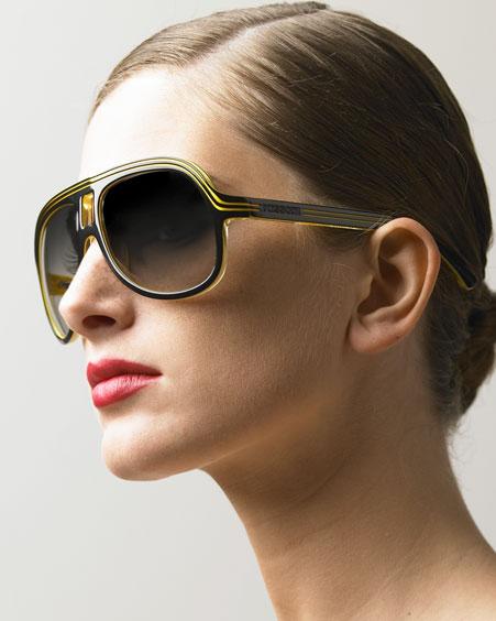 Missoni Vintage Aviator Sunglasses: Love It or Hate It?