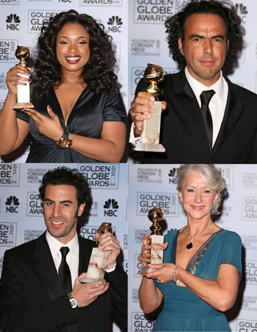 Golden Globes: The Winners!