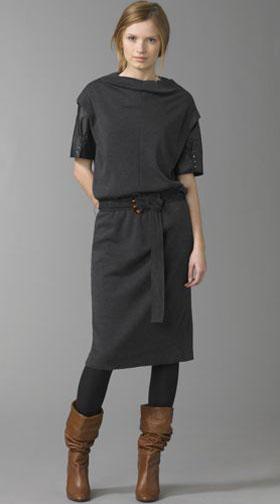 Great Gray Work Dresses