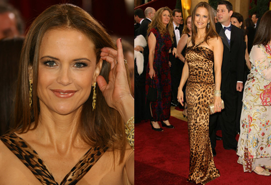 Oscars Red Carpet: Kelly Preston