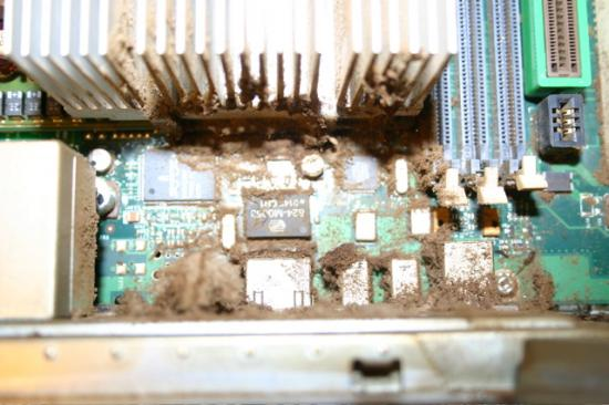 Geek Tip: Getting Down and Dirty With Your PC