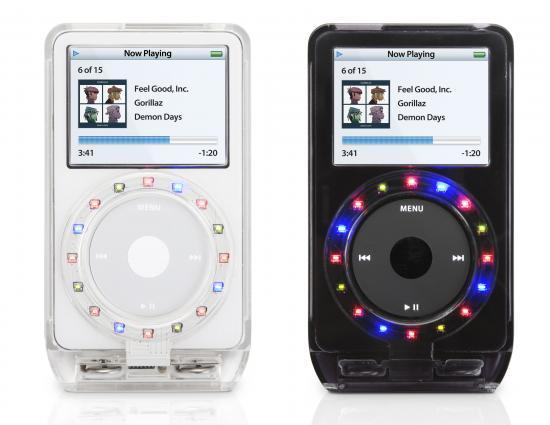 Make Your iPod or Sansa Sparkle With A Disko Case