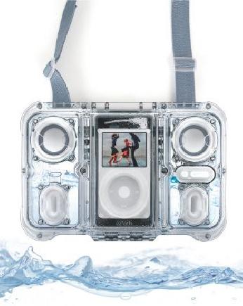 Great Geek Gear Find: Ego Waterproof Sound Case