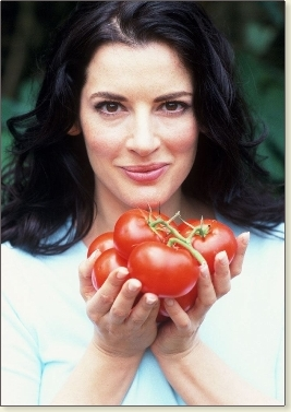 Food For Thought: Nigella Lawson