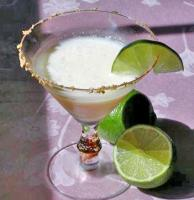 Happy Hour: Key Lime Pie Martini