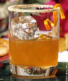 Happy Hour: The Royal Gingersnap