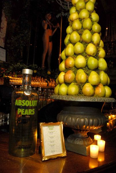 Absolut (Pears) Decor