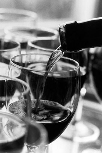 Come Party With Me: Wine Club's 1st Meeting - Menu (Savory Appetizers)