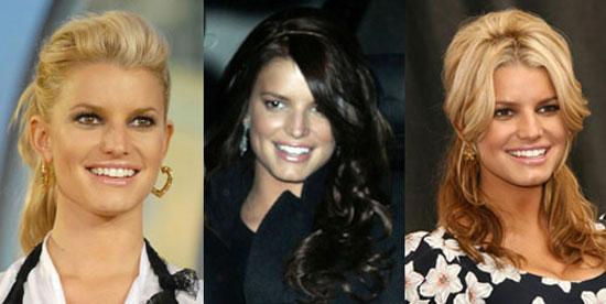How Do You Prefer Jessica's Hair Color?