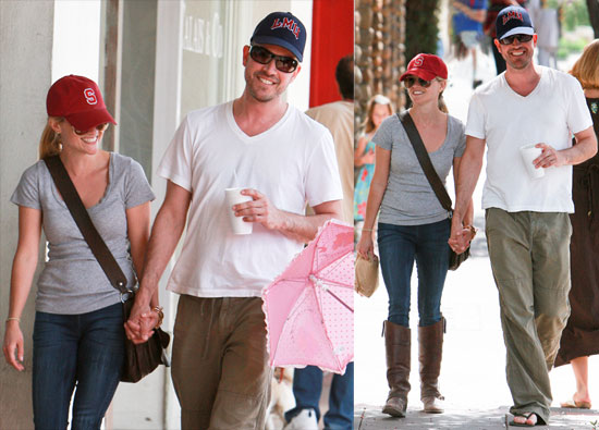 Photos of reese witherspoon and jim toth together in ojai for Ojai celebrities