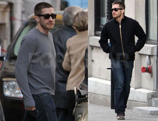 Kirsten Dunst And Jake Gyllenhaal Eating Pictures of Jake...