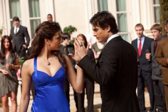 Image result for vampire diaries miss mystic falls dance