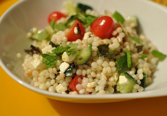 Recipe For Couscous With Tomato, Feta, and Mint   POPSUGAR ...