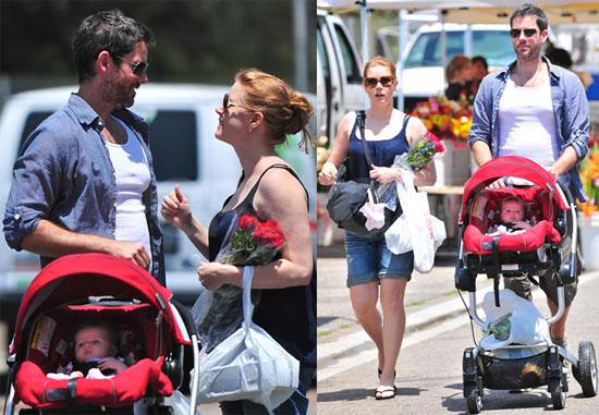 Amy Adams And Darren Le Gallo Daughter