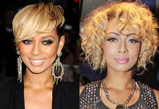 Swell Keri Hilson Curly Hairhairstyles For Curly Hair Short Hairstyles For Black Women Fulllsitofus