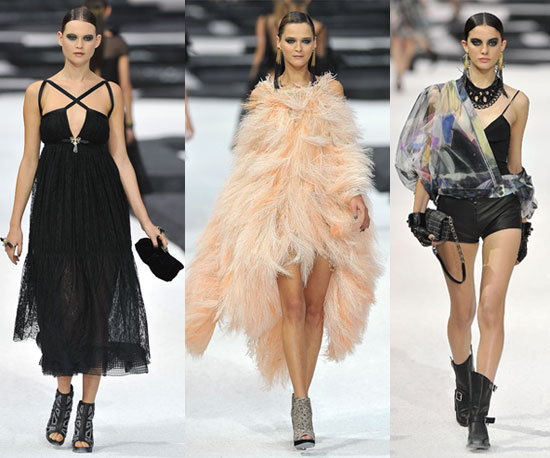 Chanel 2011 Spring Paris Fashion Show 2010 10 05 10 50 40